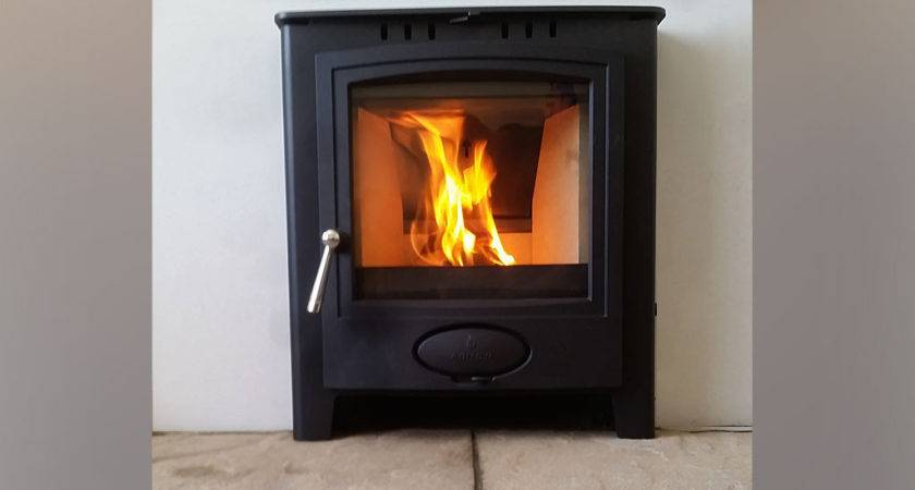 Aarrow Inset Stove Fitted Traditional British Fire