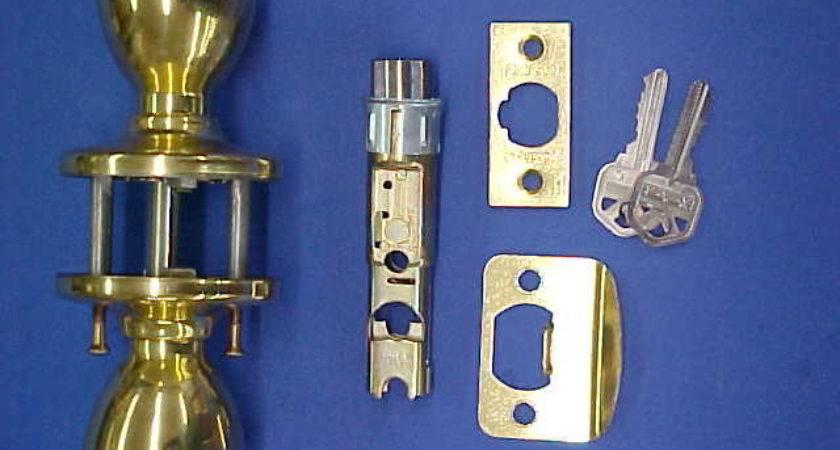 Abilene Mobile Homes Door Locks