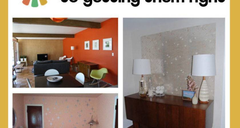 Accent Walls Steps Getting Them Right Retro Renovation
