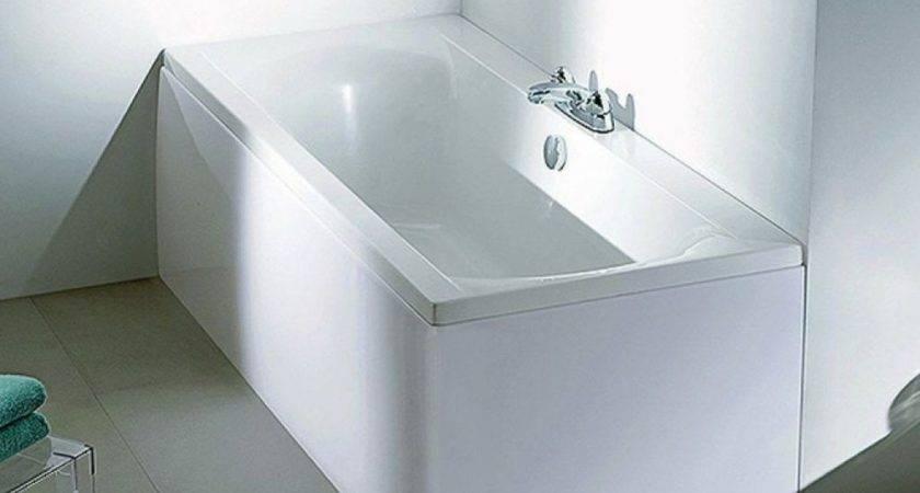 Adamsez Sona Wide Rim Double Ended Bath Bathrooms