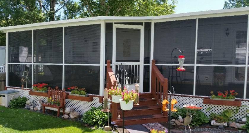 Add New Home Addition Screen Enclosure