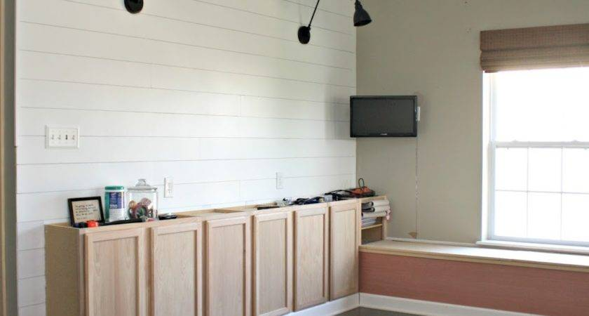 Add Shiplap Look Your Home Lot Less