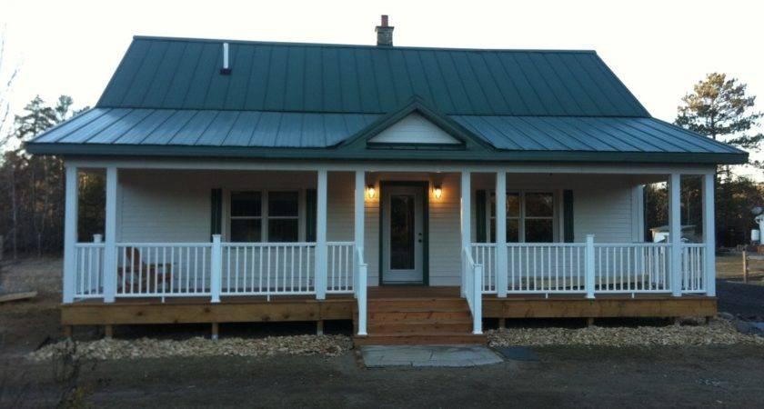 Adding Covered Porch Mobile Home