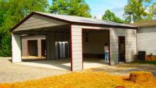 Adding Garage Carport Old Brick House