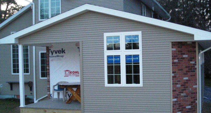 Adding Modular Addition Existing Home Interior