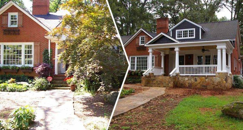 Adding Porch Your House Backyard Style