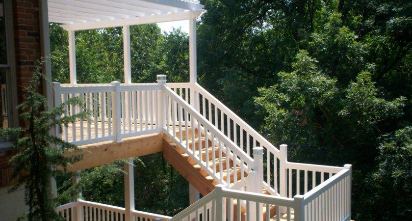Adding Roof Your Deck Design Archadeck Louis