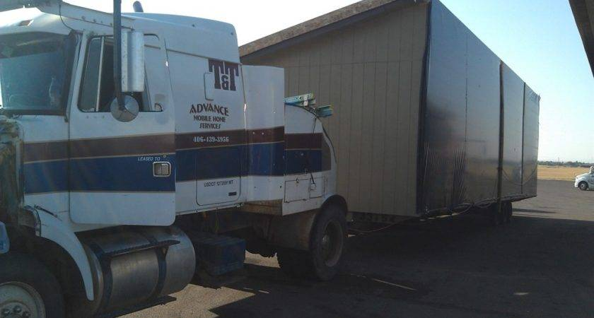 Advance Mobile Home Transport Services Helena