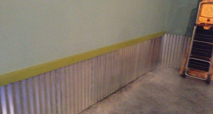 Advantages Corrugated Metal Wainscoting