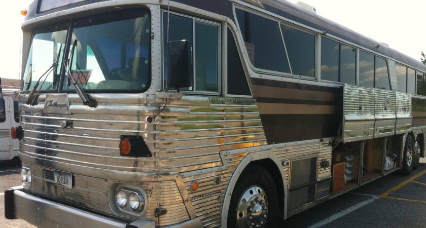 Advantages Vintage Bus Conversion Motorhome