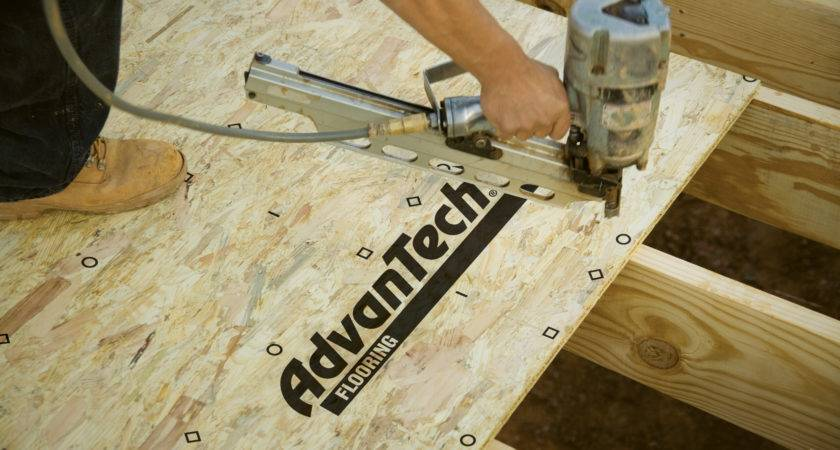 Advantech Flooring Sheathing Introduces New Best