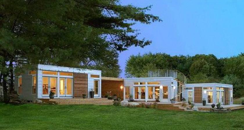 Affordable Green Starter Homes Blu Mnn Mother Nature
