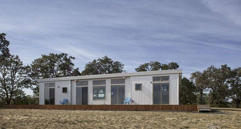 Affordable Modern Prefab Houses Can Buy Right Now
