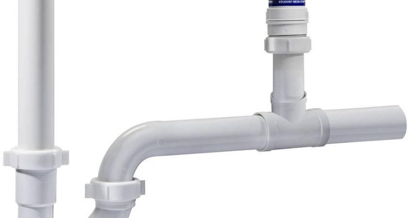 Air Admittance Valve Kitchen Sink Fix Sewer