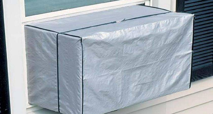 Air Conditioner Cover Heavy Duty Outdoor Window Unit