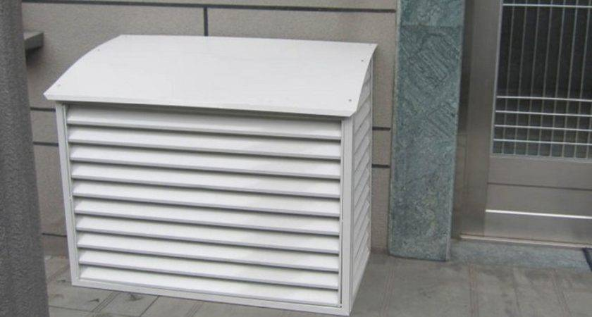 Air Conditioning Covers Vented Conditioner Cover