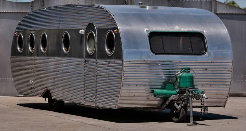 Airfloat Travel Trailer Monterey