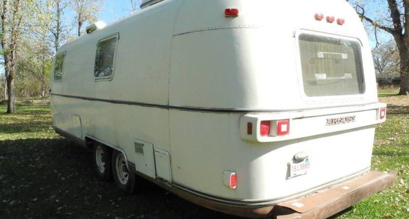Airstream Argosy Travel Trailer Ebay