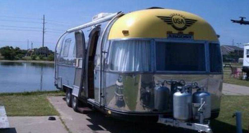Airstream Argosy Travel Trailer Sale