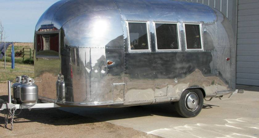 Airstream Bambi Nebraska
