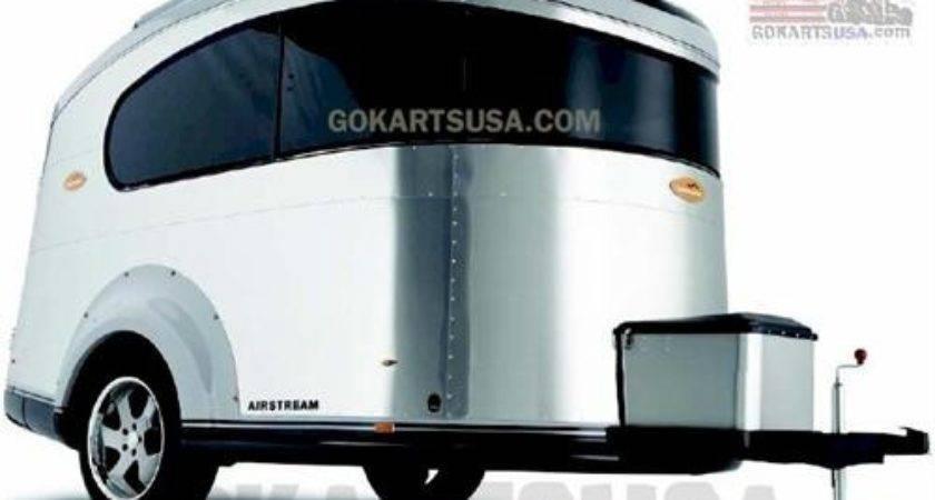 Airstream Basecamp Atv Transport Camper Trailer