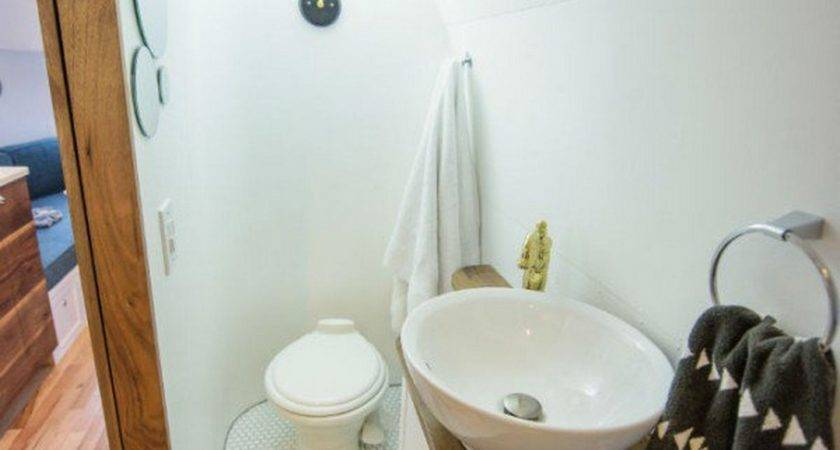Airstream Bathroom Remodel Renovation Vanchitecture