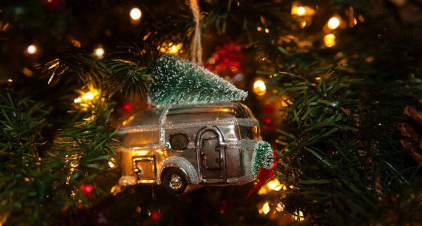 Airstream Christmas Ornament Flickr Sharing