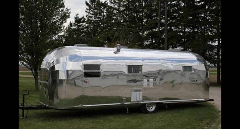 Airstream Cruiser Travel Trailer Youtube