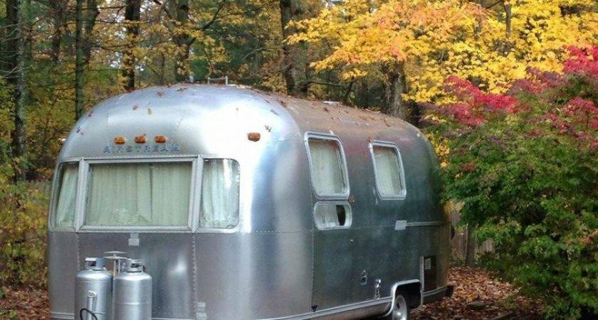 Airstream Globetrotter Parts
