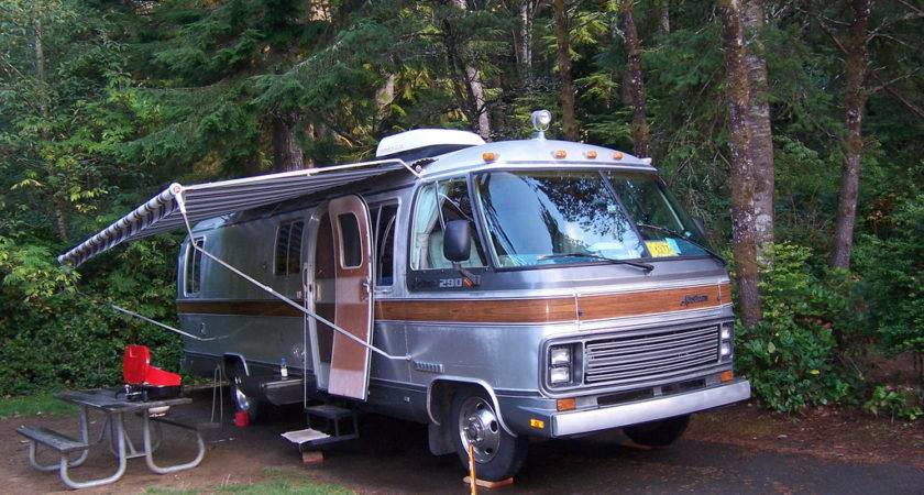 Airstream Motorhome Another Camper Vintage