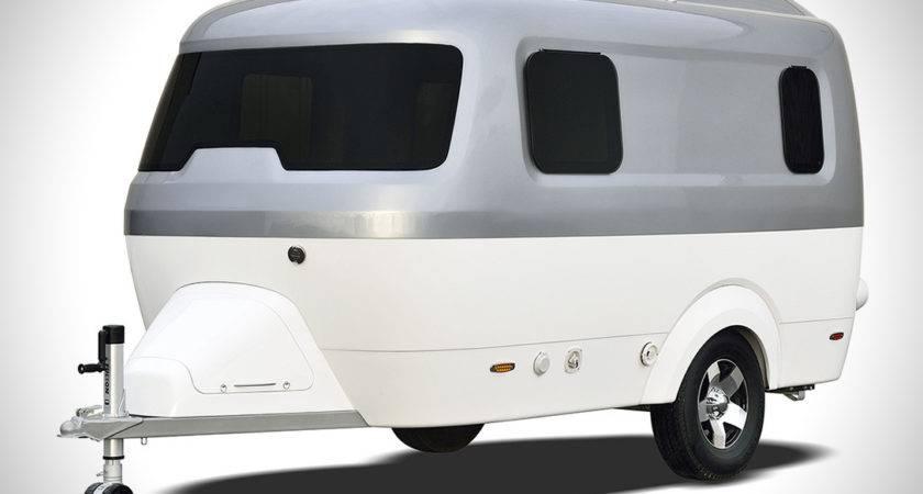 Airstream Nest Camper Trailer Hiconsumption