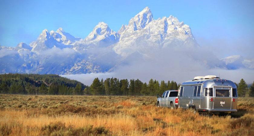 Airstream Pendleton National Park Edition Travel Trailer