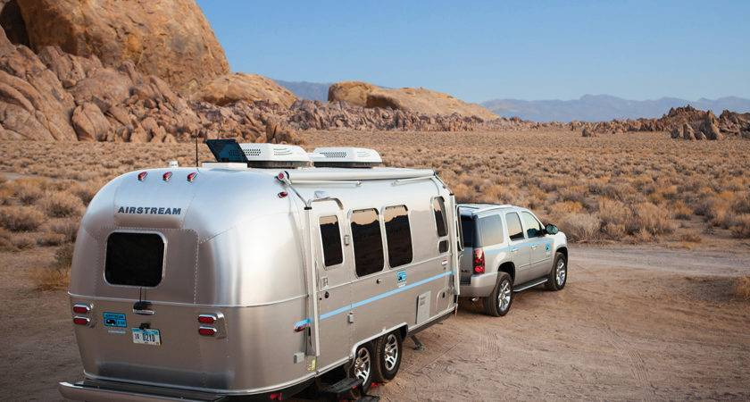 Airstream Rental Tours Off Beaten Path