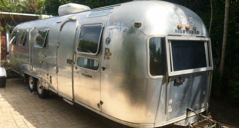 Airstream Sovereign Travel Trailer Sale