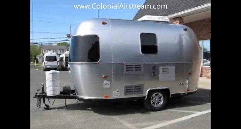 Airstream Sport Bambi Small Camping Trailer