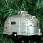Airstream Trailer Christmas Ornament Ebay