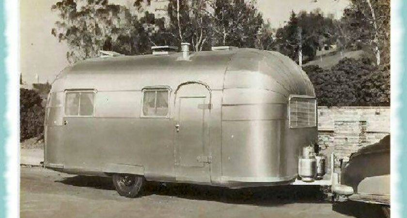 Airstream Trailers Pinterest Vintage