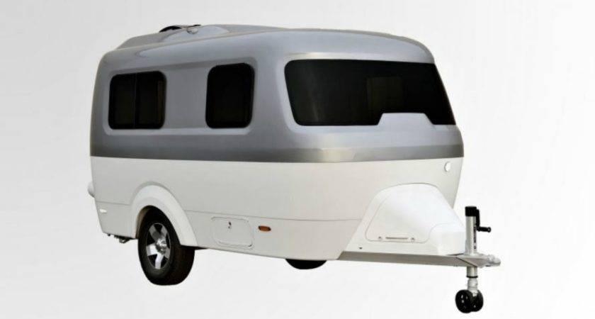 Airstream Unveils Super Compact Lightweight Travel