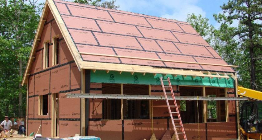 Airtight Wall Roof Sheathing Fine Homebuilding
