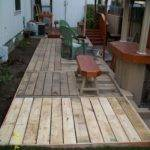 All Furniture Made Out Pallets Including Bar Took