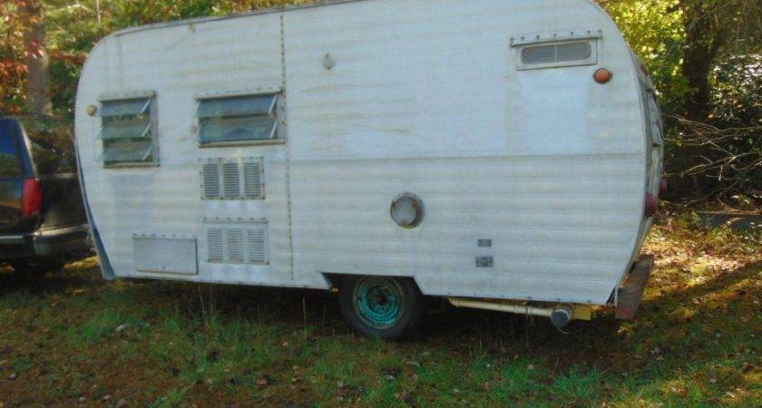 All Original Fan Camper Trailer Sale