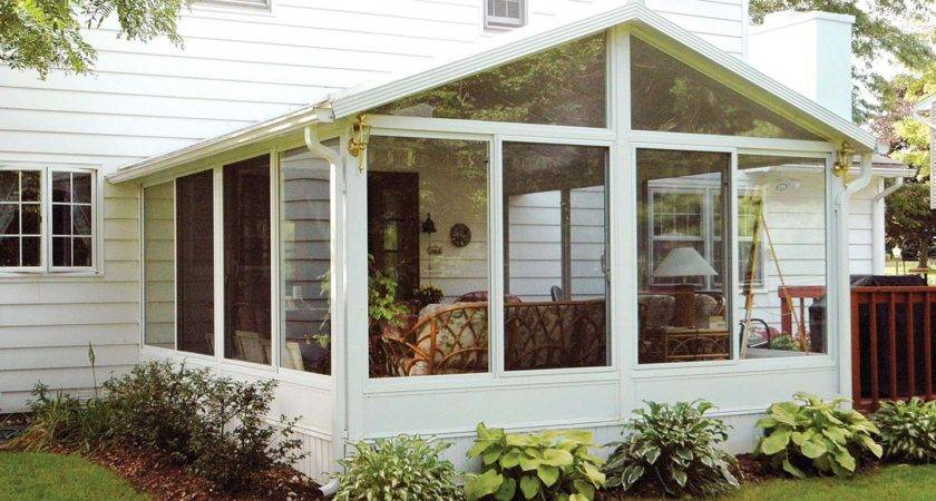 All Season Sunroom Addition Ideas Patio