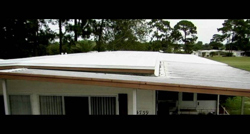 All Weather Tpo White Membrane Mobile Home Roof Overs