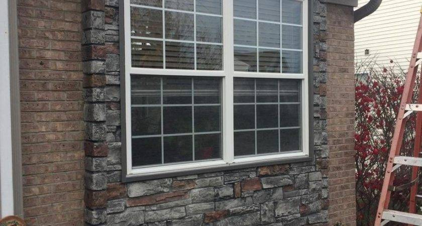 Allgood Home Improvements Faux Insulated Stone Veneer