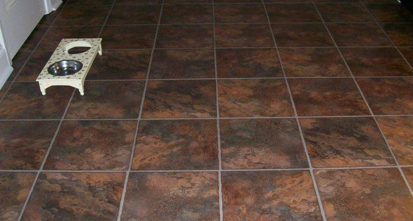 Allure Vinyl Plank Flooring Ideas Brown Tile Home