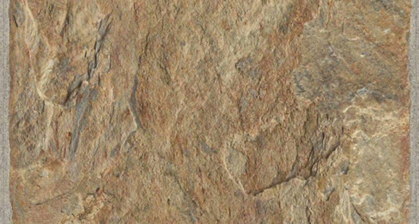 Allure Vinyl Tile Sheet Red Rock
