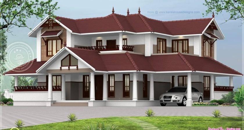 Alluring Exterior Home Design Styles Decoration