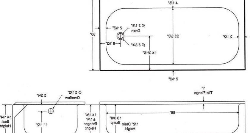Aloha Retail Bootz Industries Standard Bathtub