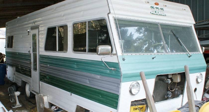 Aloha Travel Trailer Restoration