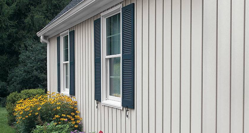 Alside Products Siding Vinyl Vertical